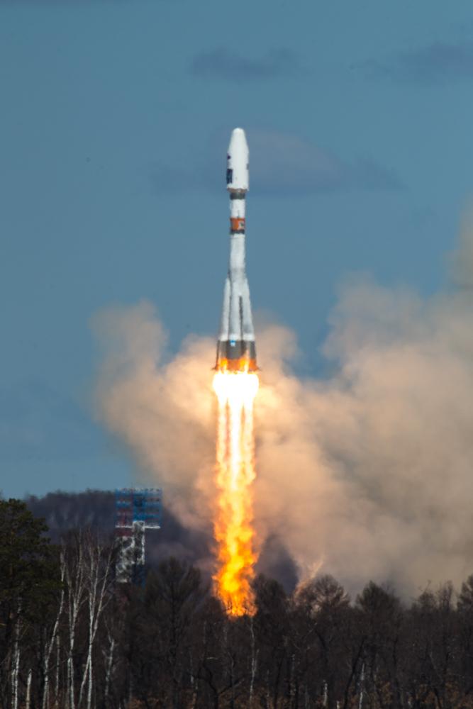 атомный ракетный двигатель