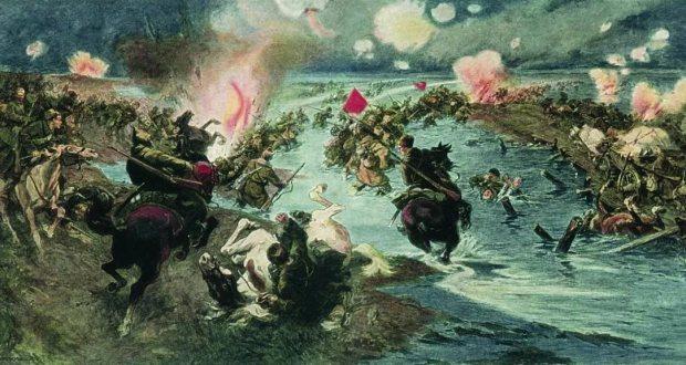 зеленые во время гражданской войны