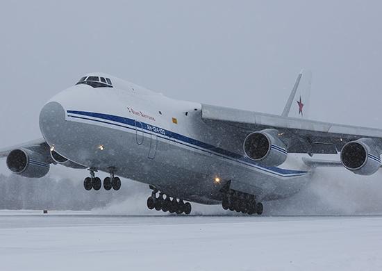 транспортная авиация