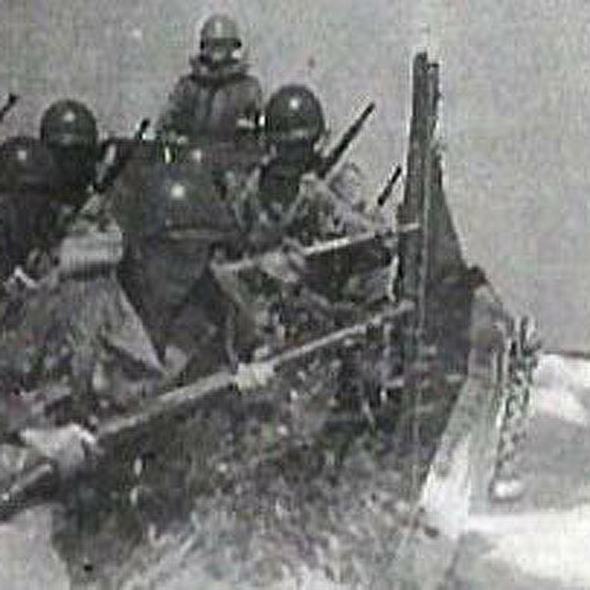 участники 2 мировой войны