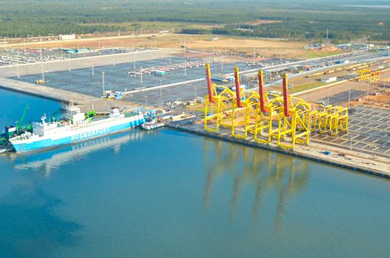 морской торговый порт усть луга официальный сайт