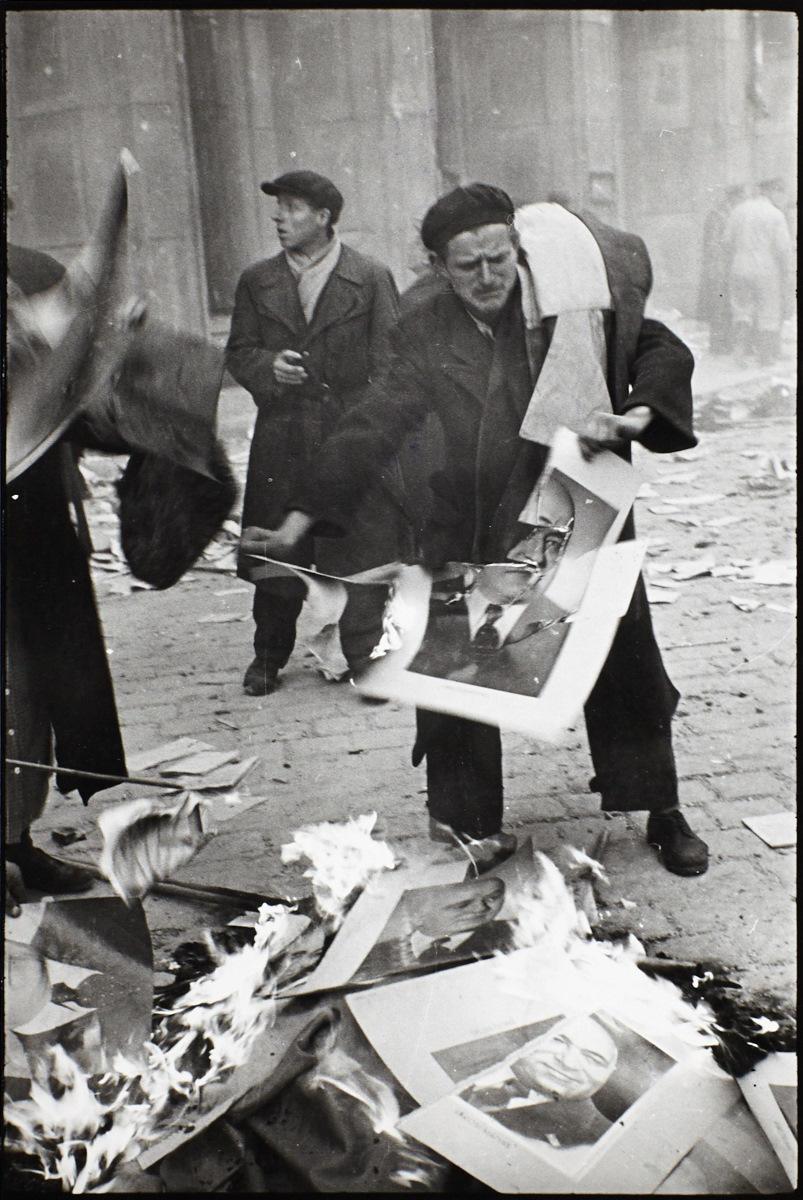 восстание в будапеште