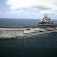 авианесущий крейсер киев
