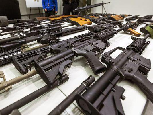 хранение оружия дома требования