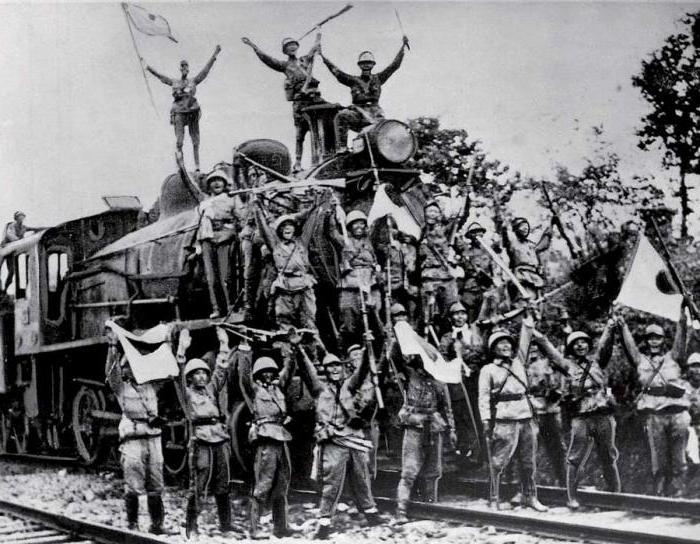 кто участвовал во 2 мировой войне