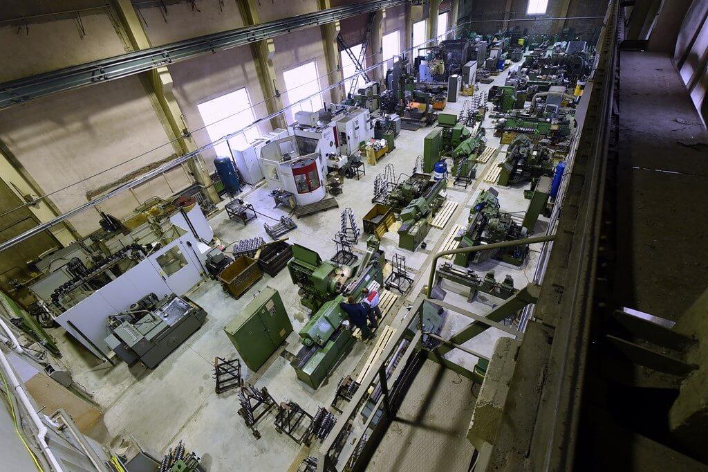 машиностроительный завод арсенал