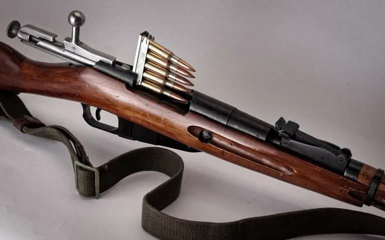 почему винтовка мосина называется трехлинейкой