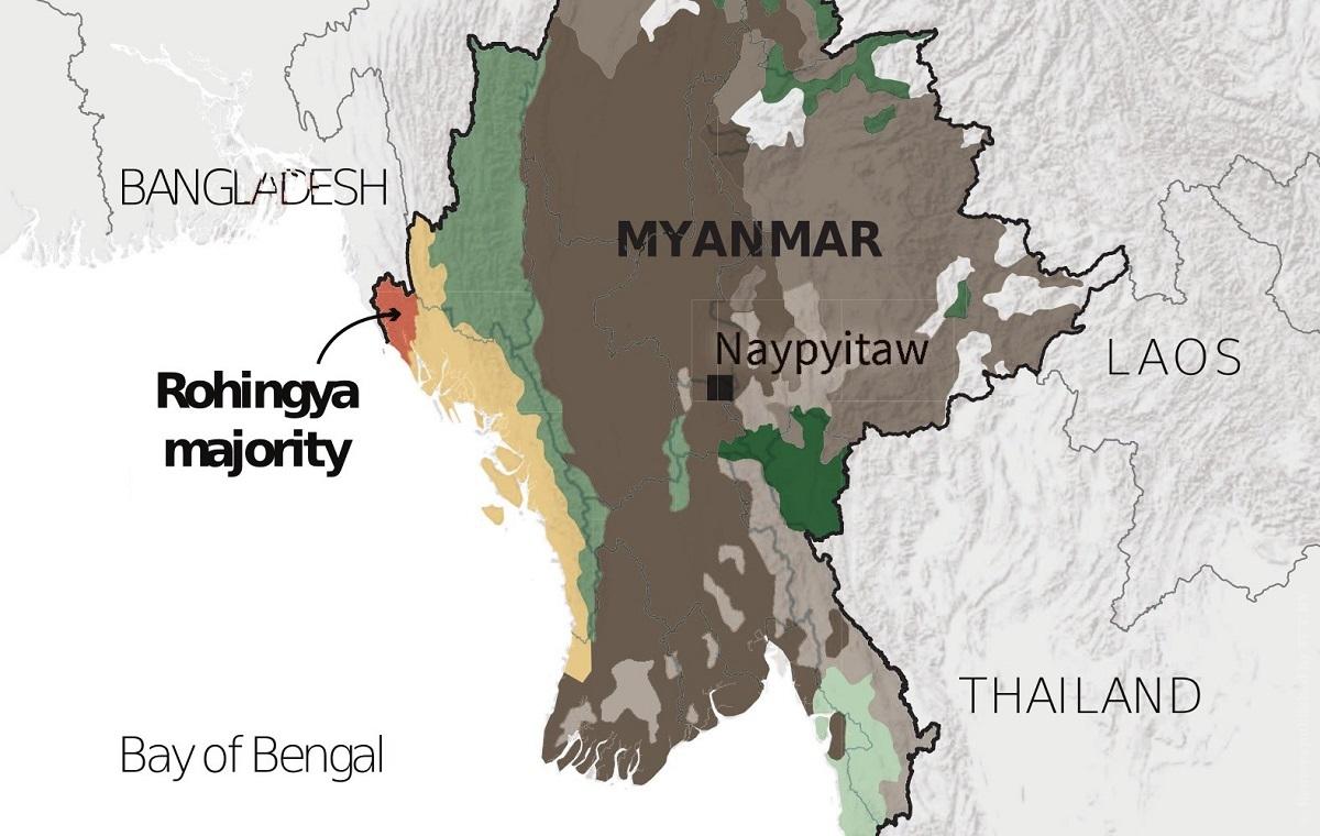 геноцид мусульман в бирме