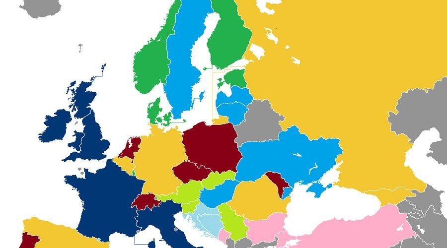 россия это какая европа
