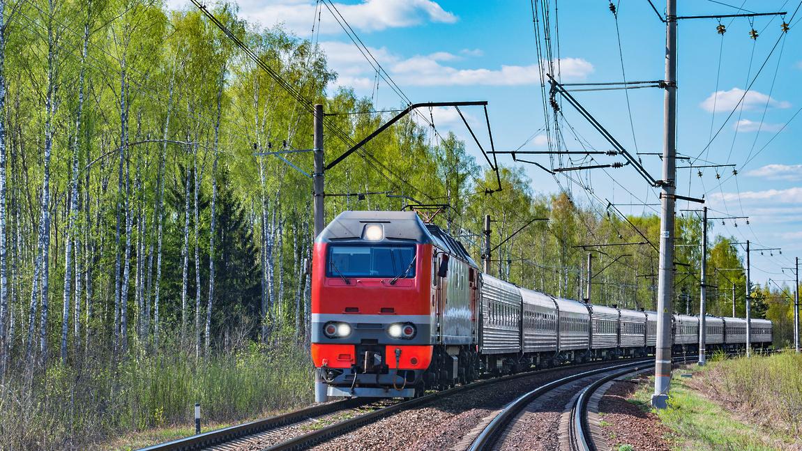 ширина железнодорожной колеи