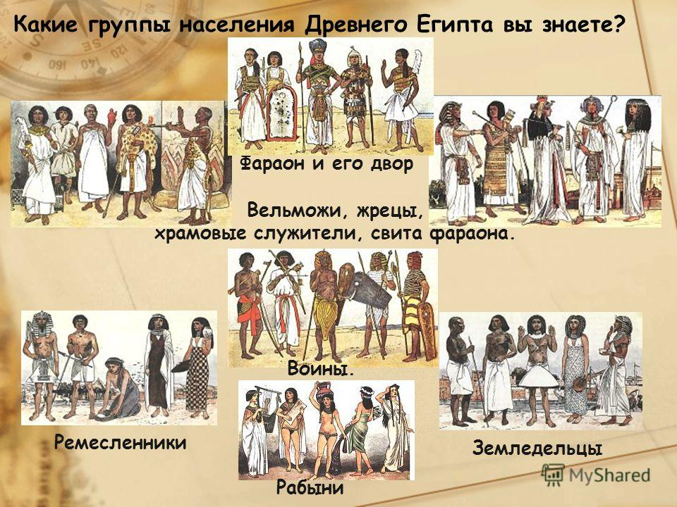 египет одежда
