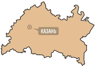 республика татарстан какой федеральный округ