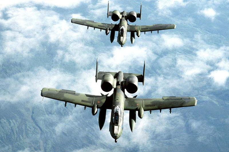 a 10 самолет