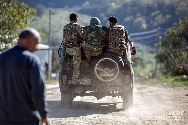 армянские земли в турции