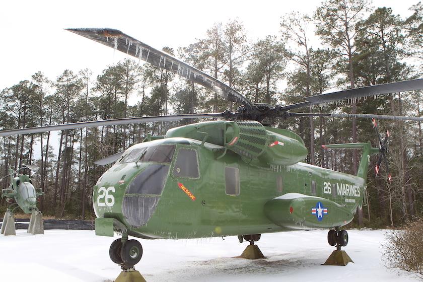 вертолеты сша