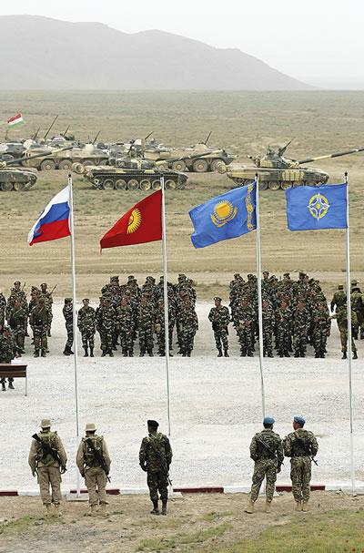 военные базы россии в мире