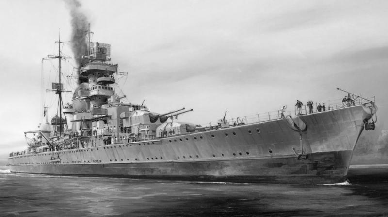 хиппер крейсер