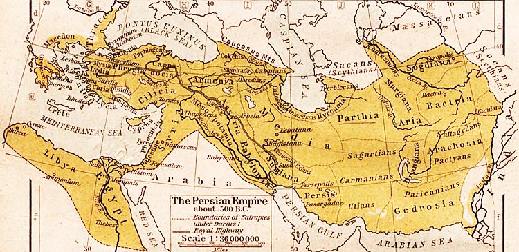 сколько империй было в мире