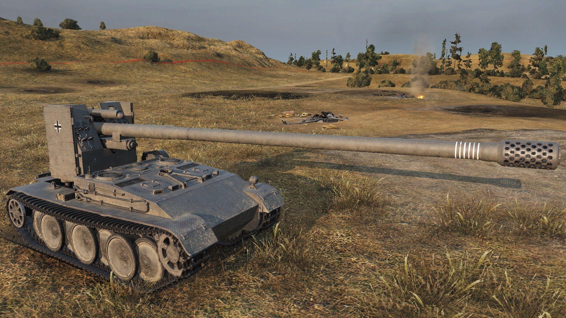 гриль 15 танк