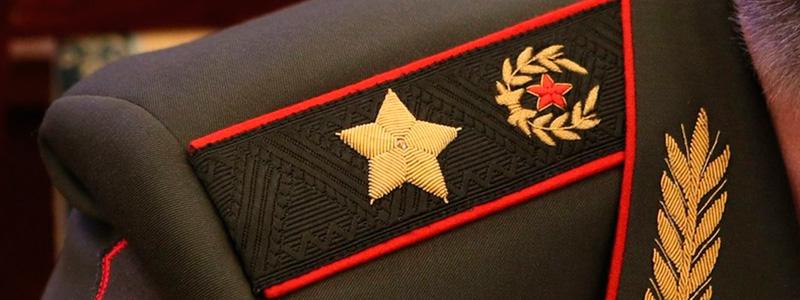 подполковник сколько звезд