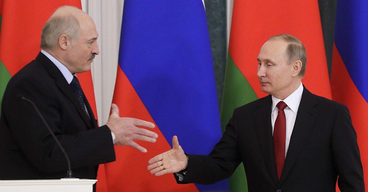 объединение россии и беларуси