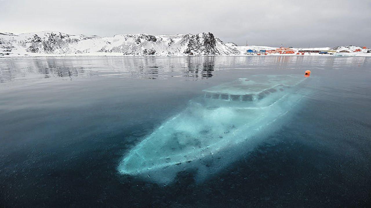 самый глубоко затонувший корабль