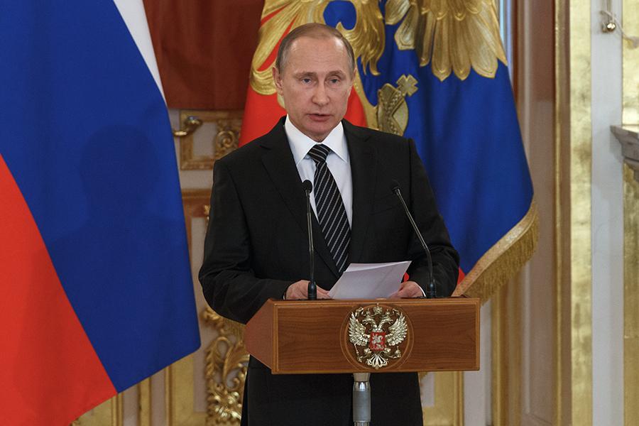 президент рф является верховным главнокомандующим вооруженными силами