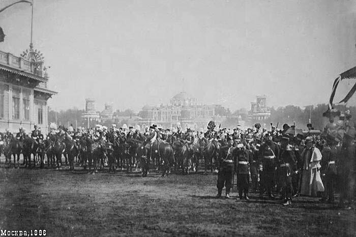 ходынское поле трагедия 1896