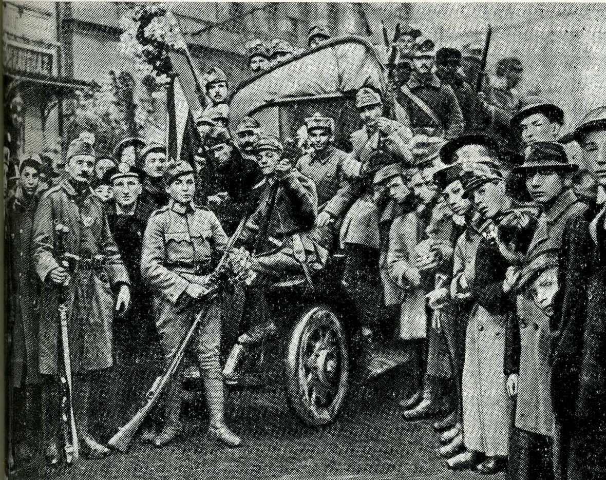 революция в венгрии 1919
