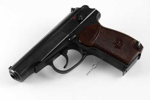 травматический пистолет пм 9 мм
