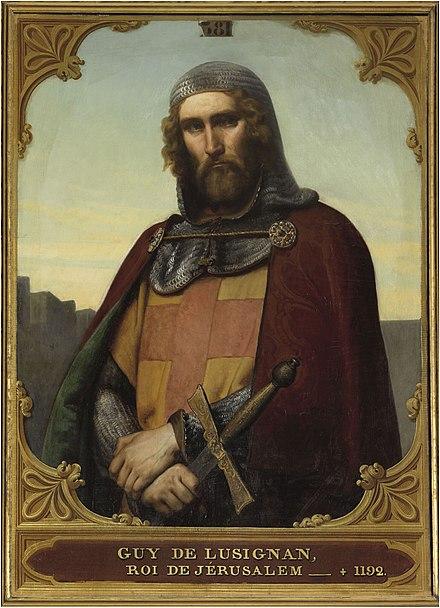 последний король иерусалима