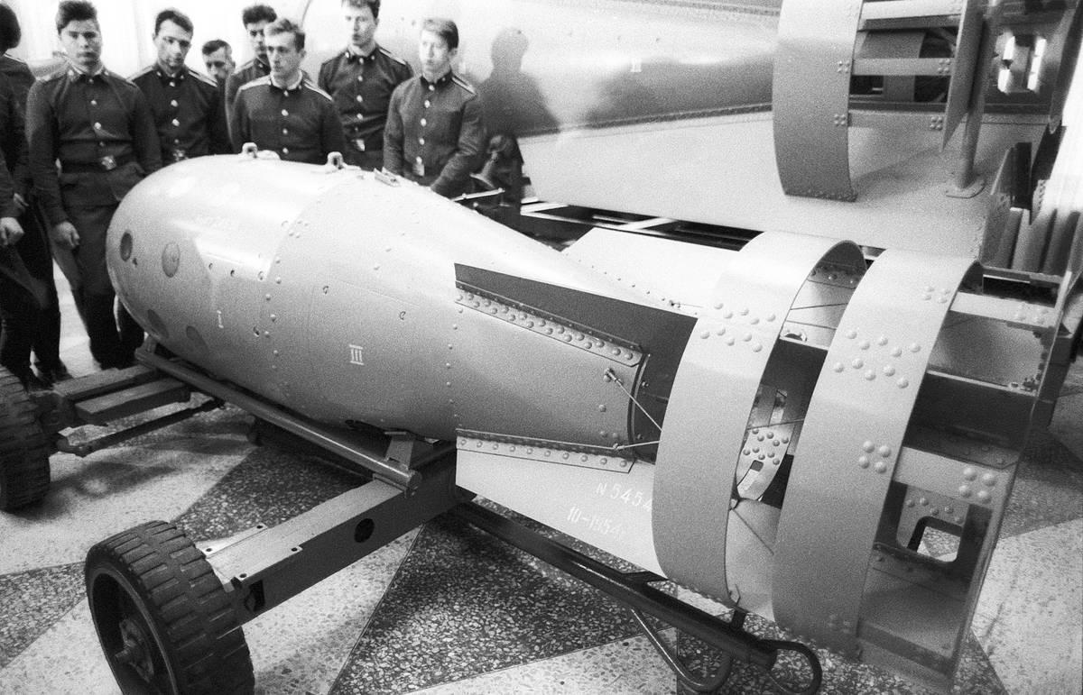 испытание атомной бомбы в ссср дата
