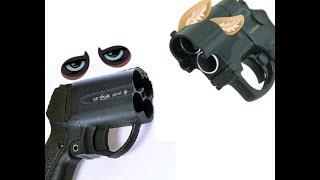 пистолет стражник
