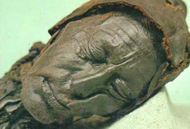 мумии из болот