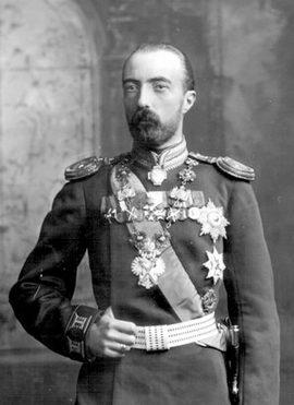 князь михаил