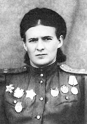 бершанская евдокия давыдовна биография
