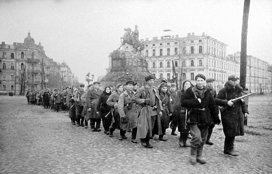 освобождение киева 6 ноября 1943
