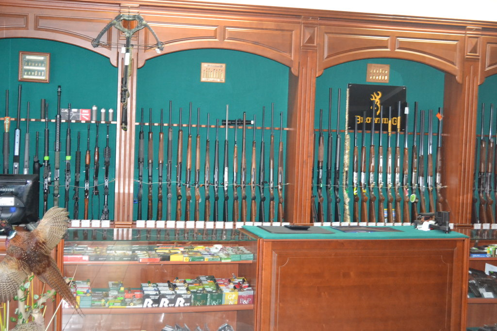 итальянские охотничьи ружья