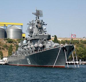 крейсер киев