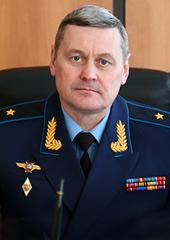 главнокомандующий воздушно космическими силами