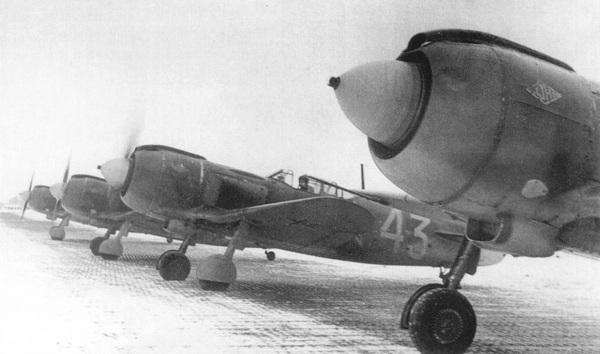 самолет ла5
