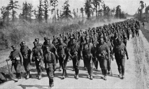 история создания вооруженных сил россии обж