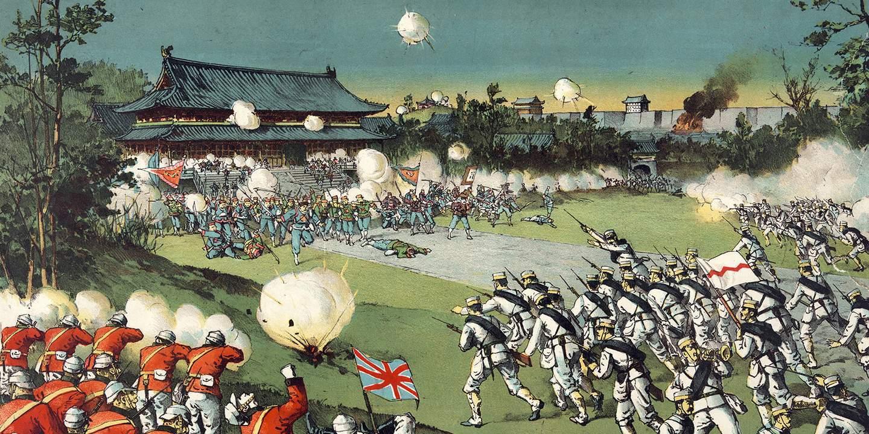 восстание боксеров в китае
