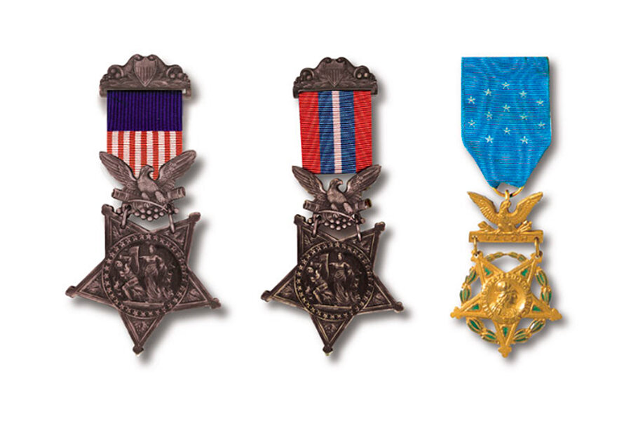 медаль за отвагу сша