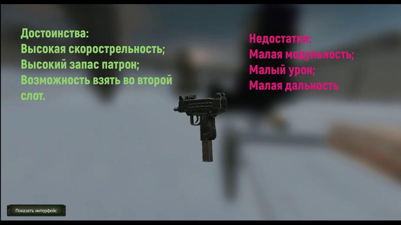 узи оружие фото