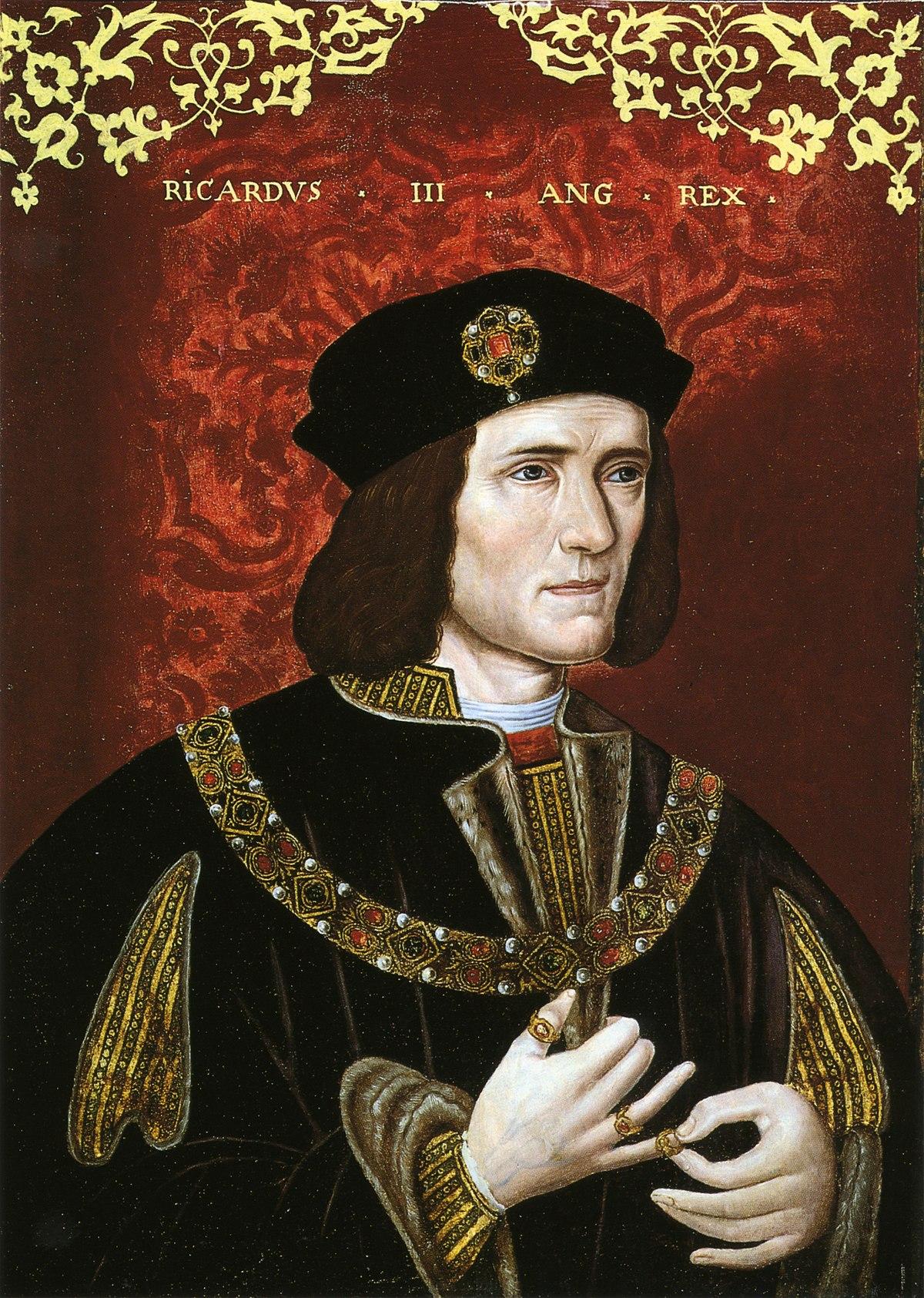 первый английский король