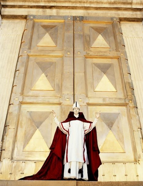 папа римский женщина википедия