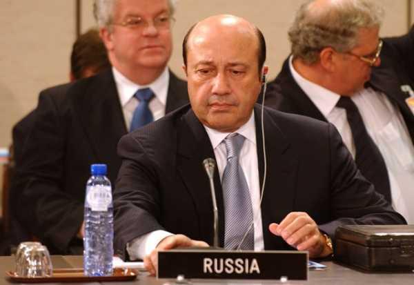 министры иностранных дел ссср список