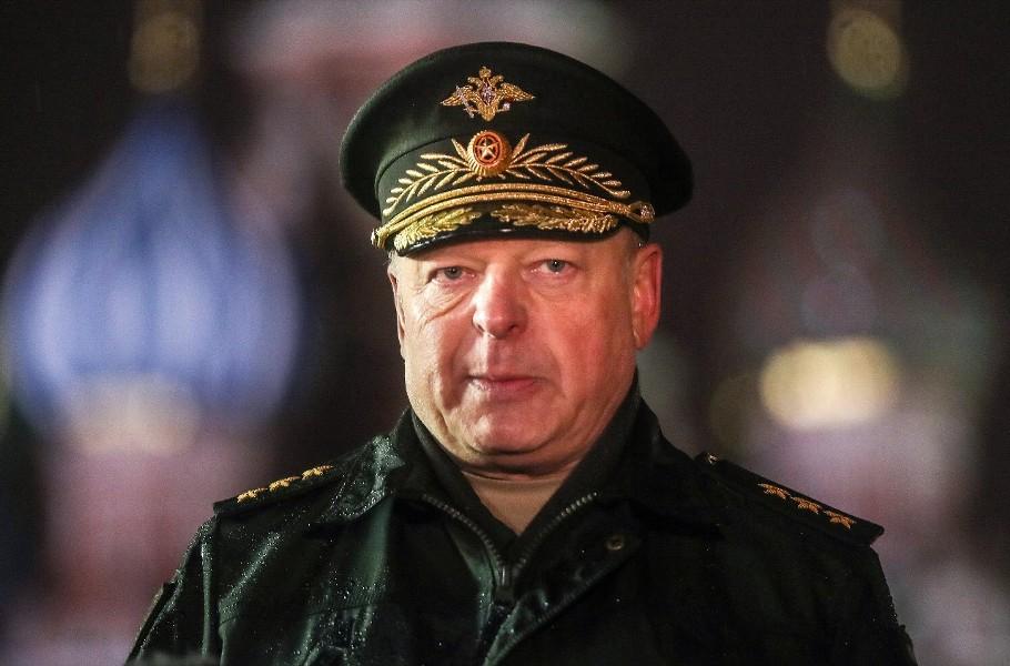 звание генерал армии