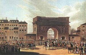 в 1721 г произошло событие